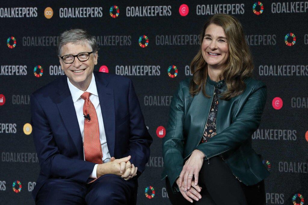 Vợ ông Bill Gates có thể thành phụ nữ giàu thứ hai thế giới sau ly hôn - Ảnh 1.