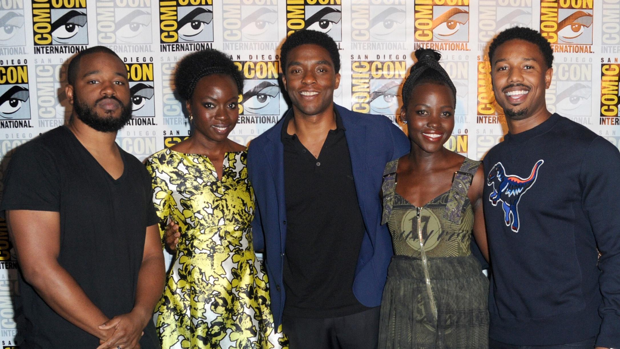 Ai sẽ thay thế Báo Đen trong 'Wakanda Forever'? - Ảnh 1.