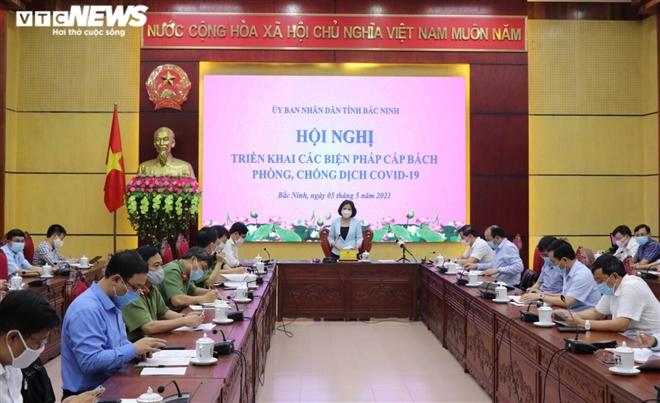 Bắc Ninh phát hiện thêm 7 trường hợp nghi mắc COVID-19 - Ảnh 1.
