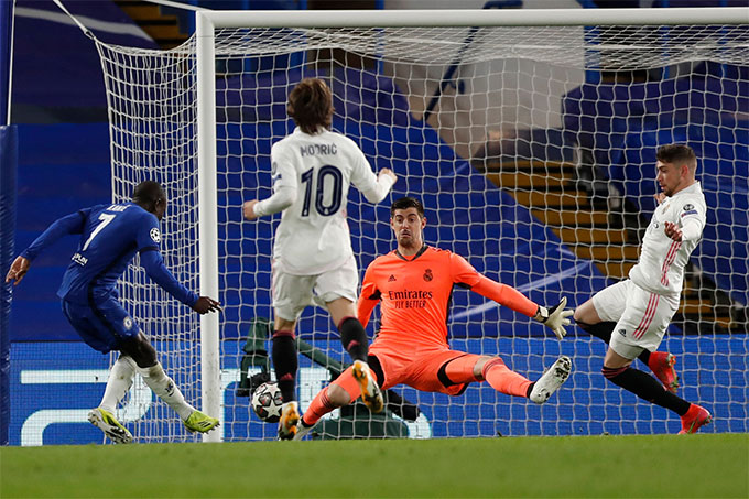Kết quả Chelsea 2-0 Real: Thắng thuyết phục Real, Chelsea hẹn Man City ở chung kết - Ảnh 2.