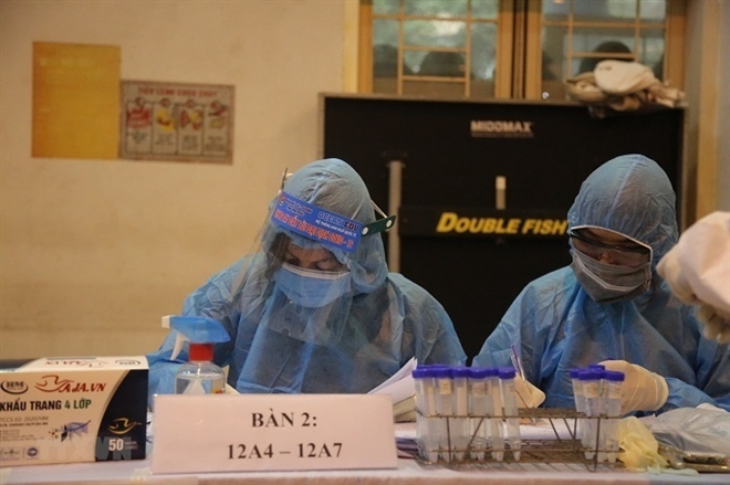 Thái Bình có 5 ca dương tính SARS-CoV-2 liên quan Bệnh Nhiệt đới Trung ương - Ảnh 1.