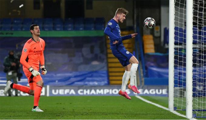 Kết quả Chelsea 2-0 Real: Thắng thuyết phục Real, Chelsea hẹn Man City ở chung kết - Ảnh 1.