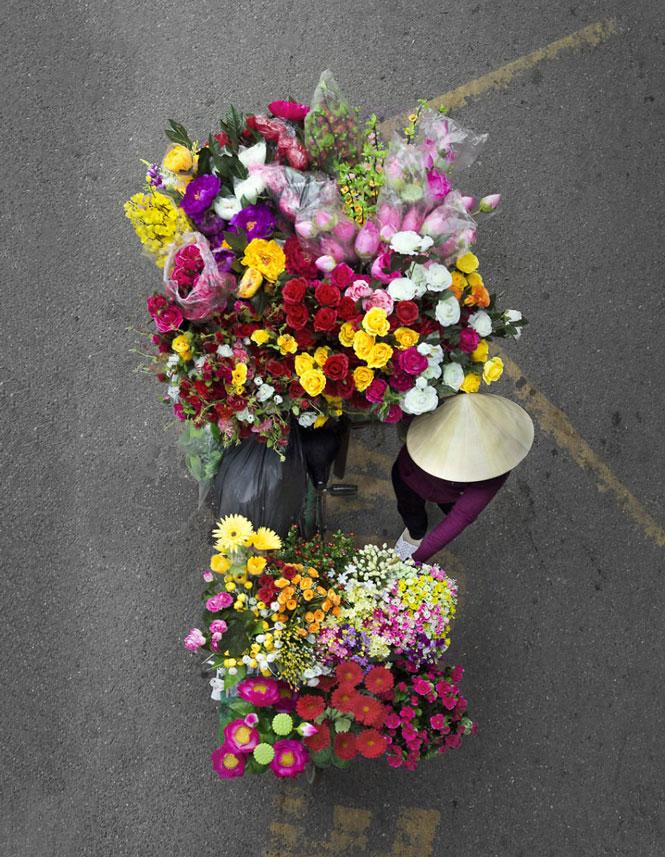 Những xe hoa chở mùa qua phố - Ảnh 3.