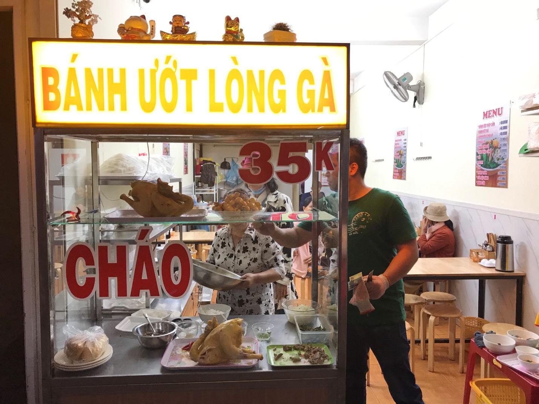 Đặc sản bánh ướt lòng gà ở phố núi, khách vừa ăn vừa xuýt xoa vì ngon - Ảnh 6.