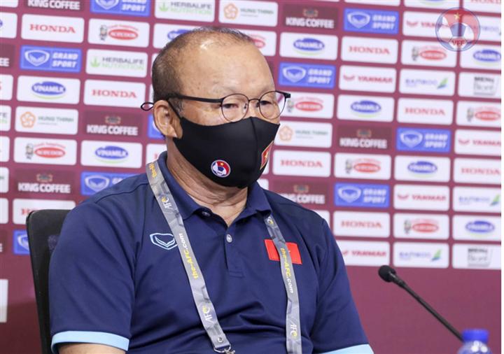 HLV Park Hang Seo bị cấm chỉ đạo trận Việt Nam vs UAE - Ảnh 1.