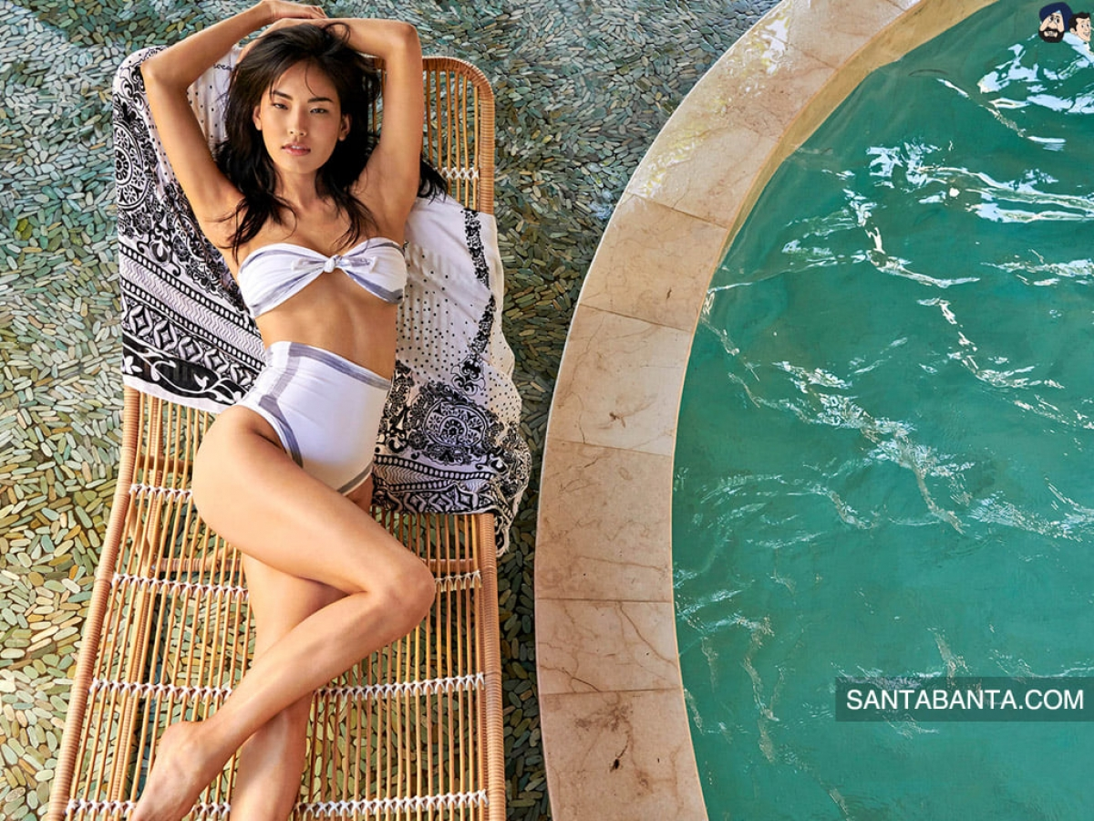 Sắc vóc 'chân dài' xứ Hàn đầu tiên gia nhập Victoria's Secret - Ảnh 4.