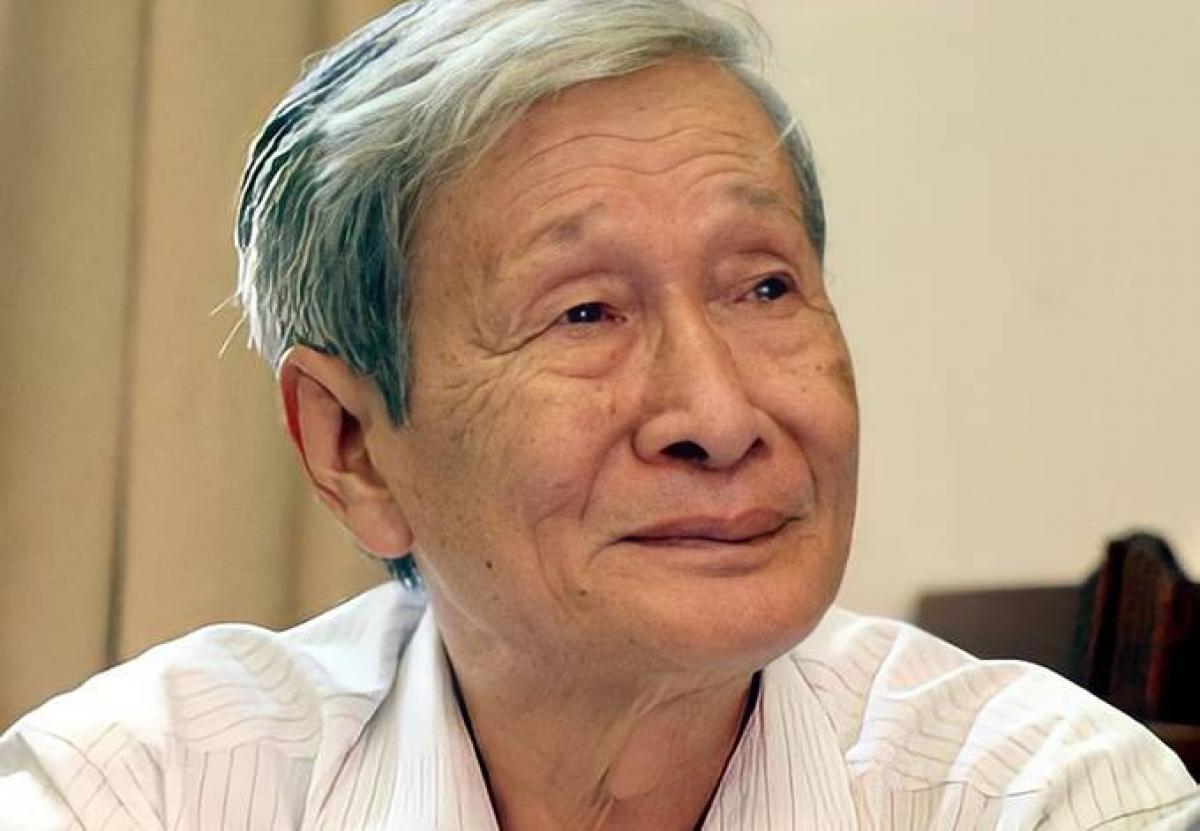 Nhà văn Nguyễn Xuân Khánh qua đời ở tuổi 89 - Ảnh 1.