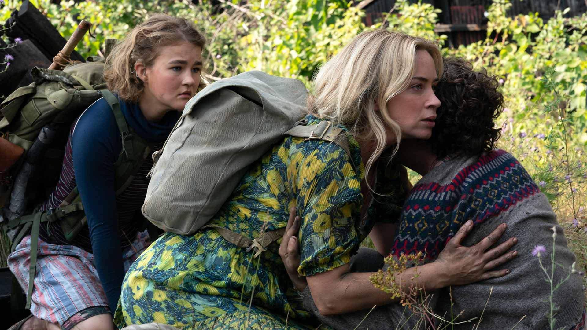 Phim kinh dị 'Vùng đất câm lặng II' vượt mốc 100 triệu USD - Ảnh 1.