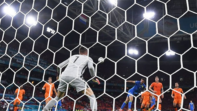 Kết quả Hà Lan 3-2 Ukraine: Thắng kịch tính Ukraine, Hà Lan khởi đầu suôn sẻ - Ảnh 2.