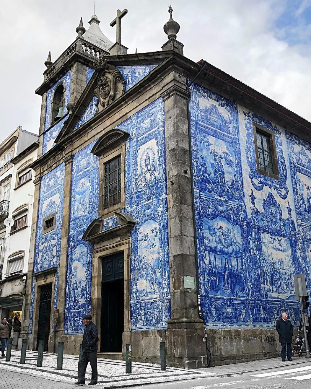 Nghệ thuật chế tác gạch men đặc biệt ở Bồ Đào Nha - Ảnh 1.