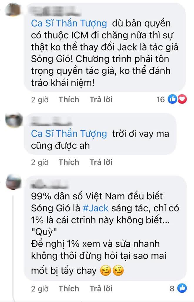 Nửa đêm, hashtag Sóng Gió là của Jack bất ngờ leo top 1 trending Twitter Việt, chuyện gì đang xảy ra? - Ảnh 5.