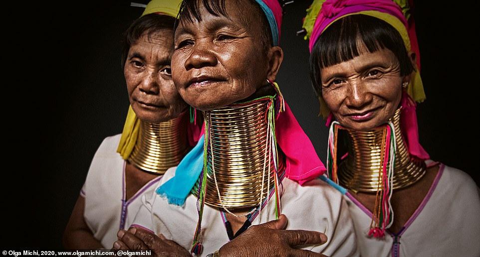 Chân dung các bộ lạc độc đáo trên thế giới - Ảnh 2.