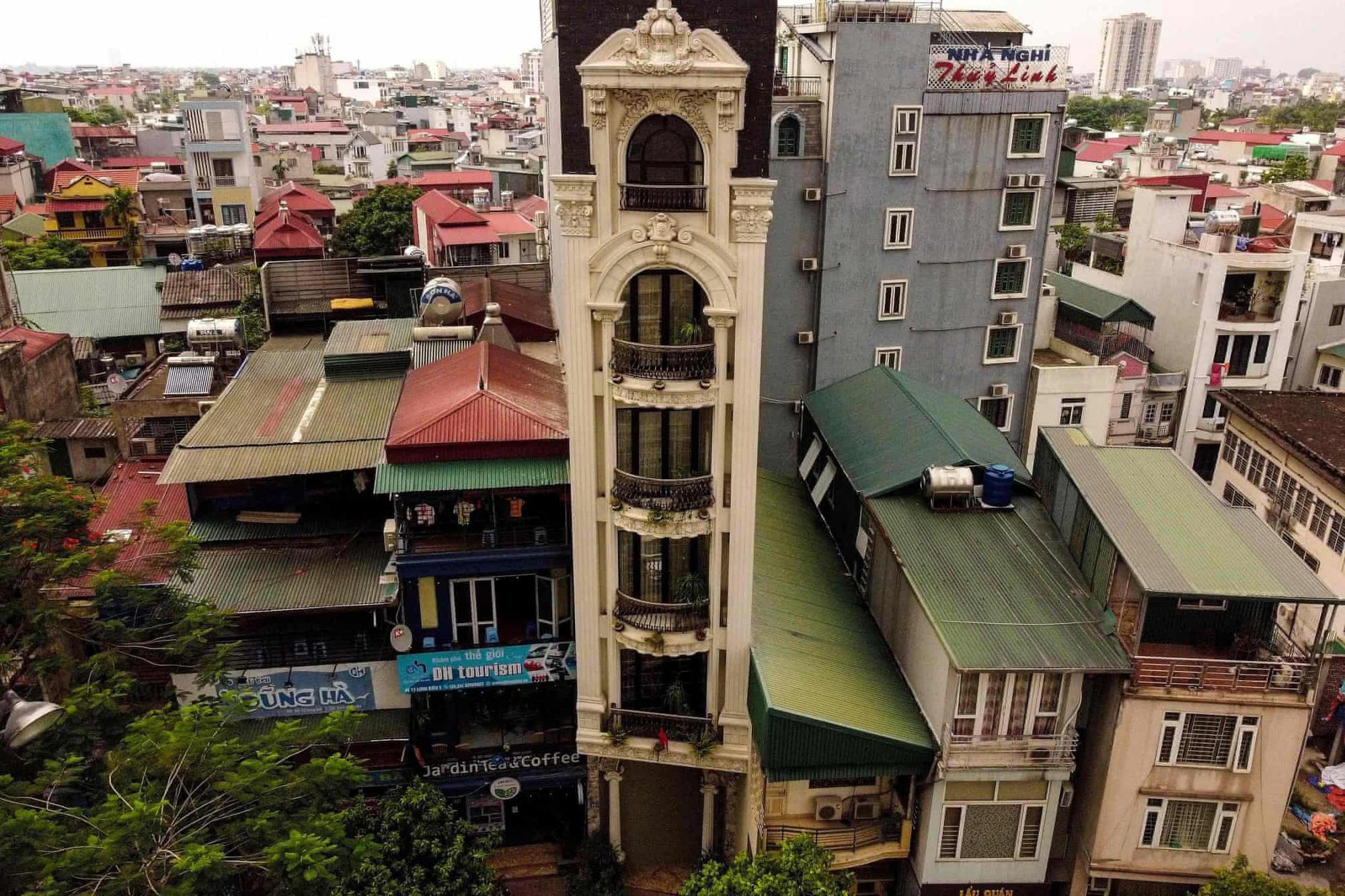 Nhà ống ở Hà Nội lên báo nước ngoài - Ảnh 6.