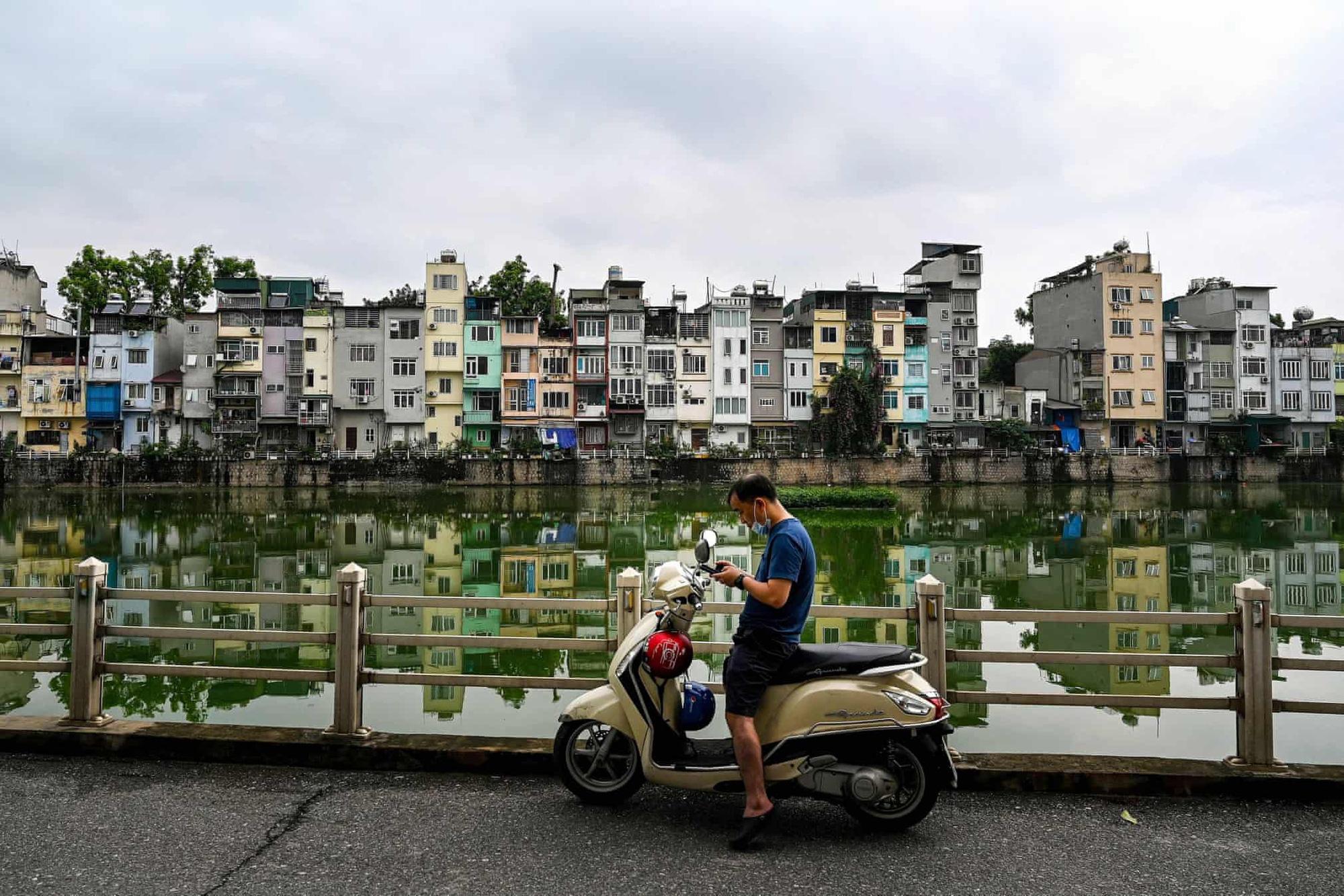 Nhà ống ở Hà Nội lên báo nước ngoài - Ảnh 7.