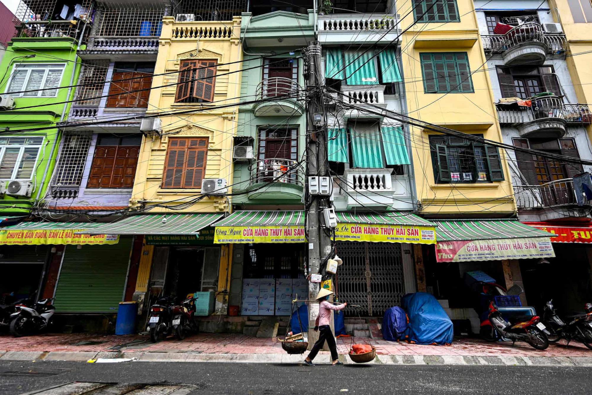 Nhà ống ở Hà Nội lên báo nước ngoài - Ảnh 4.