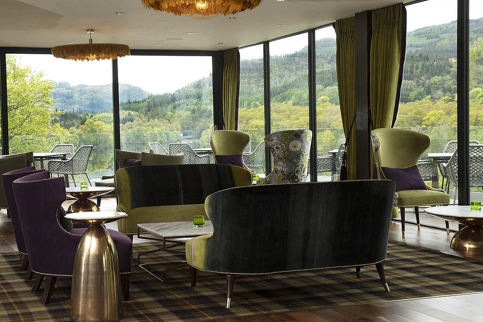 Khách sạn cổ có giường trị giá gần 14.000 USD - Ảnh 5.