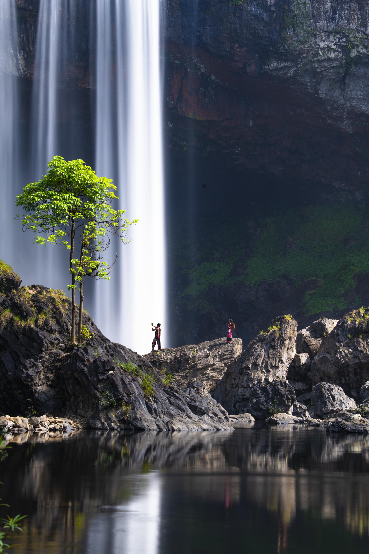 Ngắm thác nước được ví như 'nàng công chúa ngủ trong rừng' ở Tây Nguyên - Ảnh 6.