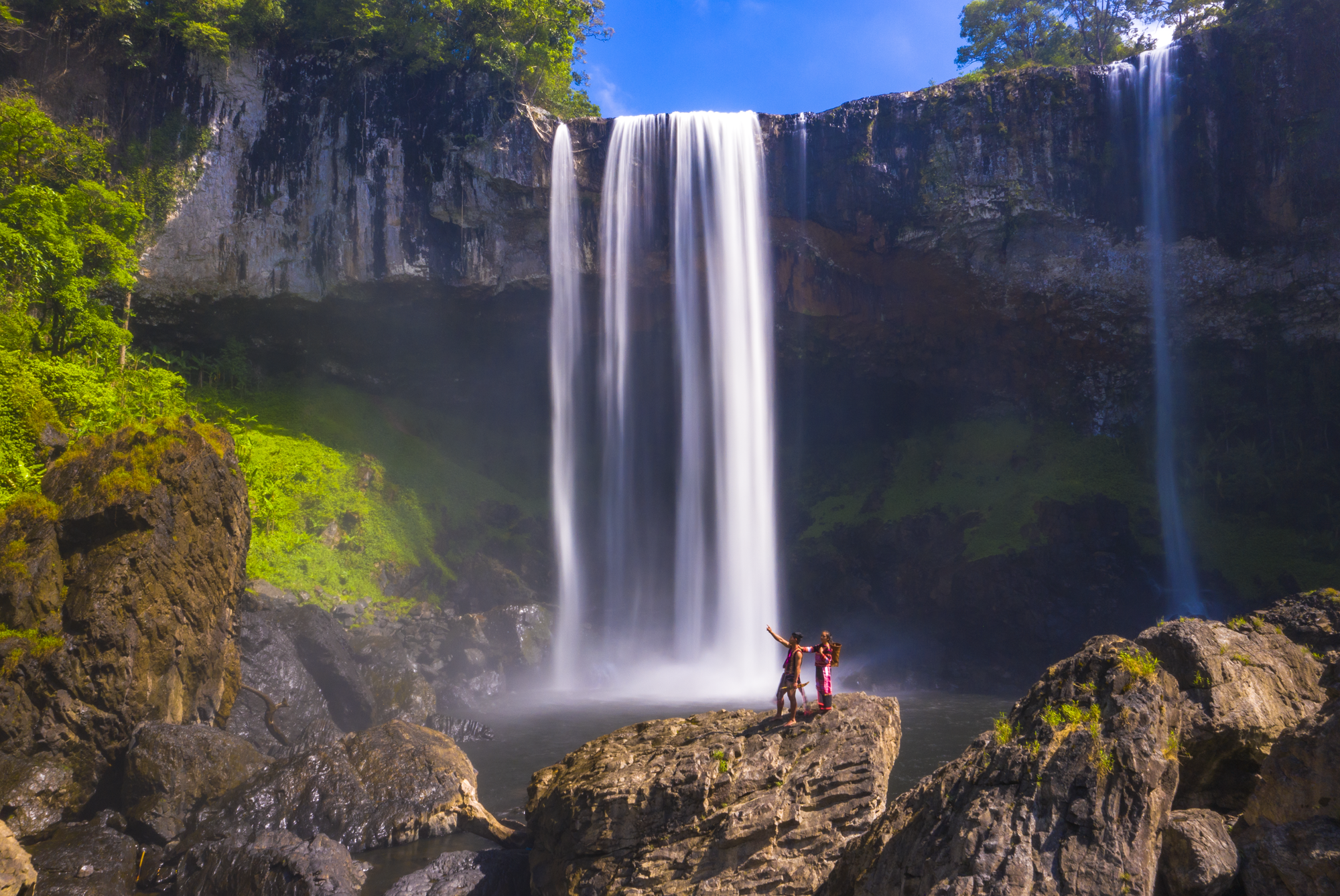 Ngắm thác nước được ví như 'nàng công chúa ngủ trong rừng' ở Tây Nguyên - Ảnh 5.