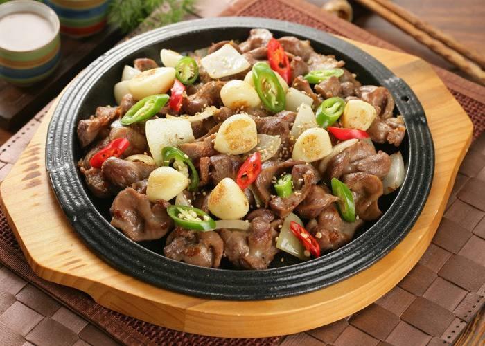 8 món ăn 'kinh dị' nhất của Hàn Quốc, nhiều người nghe xong phải khóc thét - Ảnh 8.