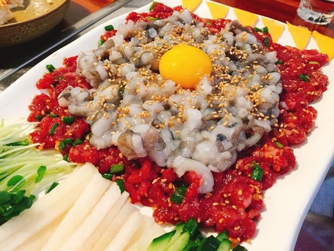 8 món ăn 'kinh dị' nhất của Hàn Quốc, nhiều người nghe xong phải khóc thét - Ảnh 5.