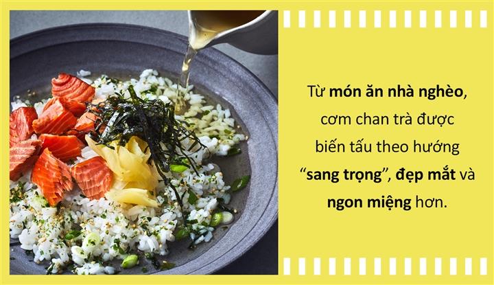 Văn hóa ẩm thực: Cơm chan trà - quốc hồn của Nhật Bản từng là món 'đuổi khách'? - Ảnh 2.