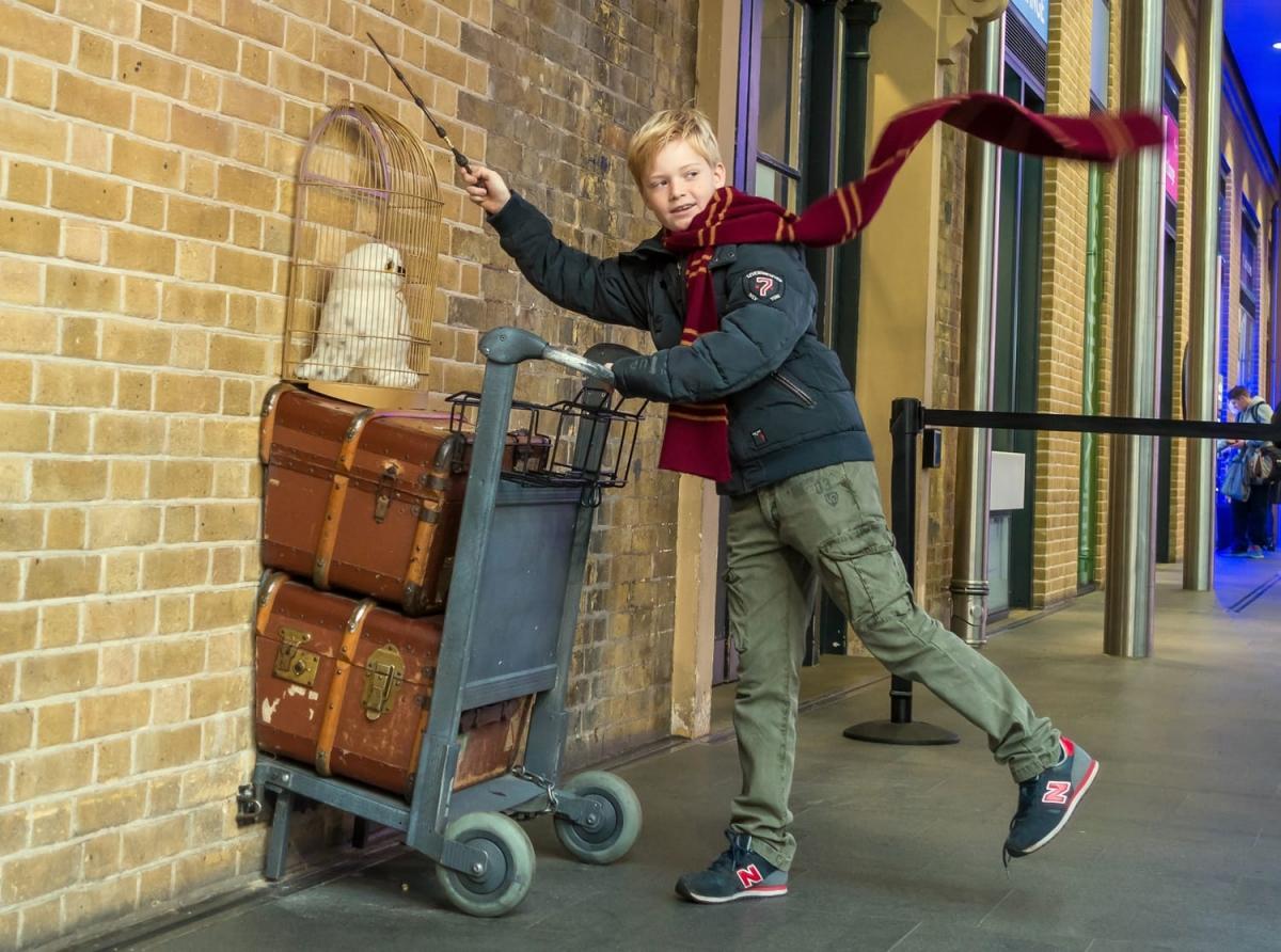 20 điểm du lịch fan Harry Potter nhất định phải ghé thăm - Ảnh 8.