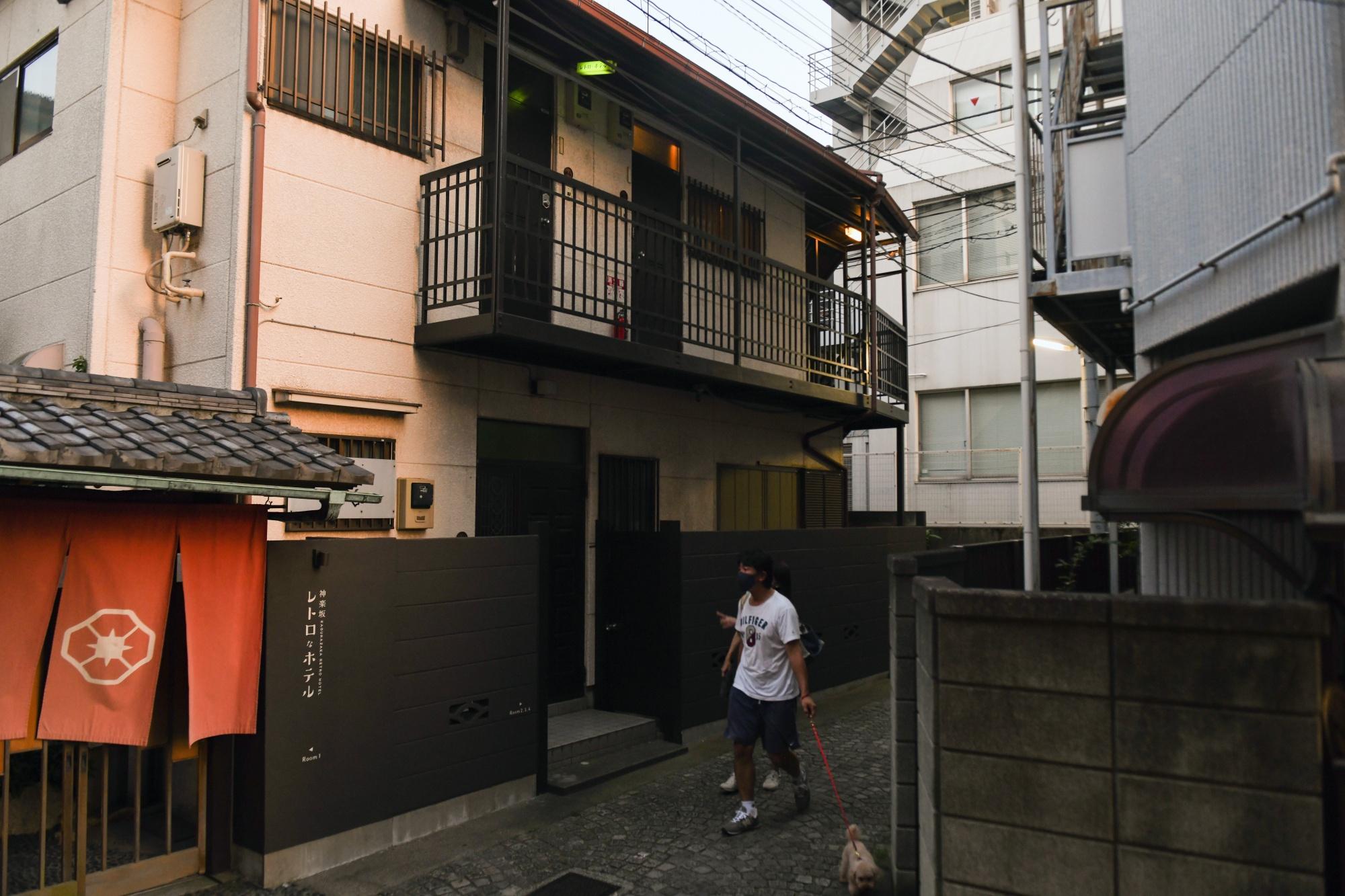 Các khách sạn Nhật Bản điêu đứng vì Thế vận hội không người hâm mộ - Ảnh 1.