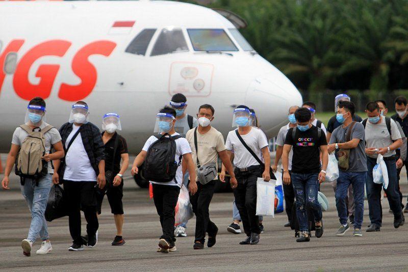Indonesia cấm lao động nước ngoài nhập cảnh trong thời gian giới hạn - Ảnh 1.