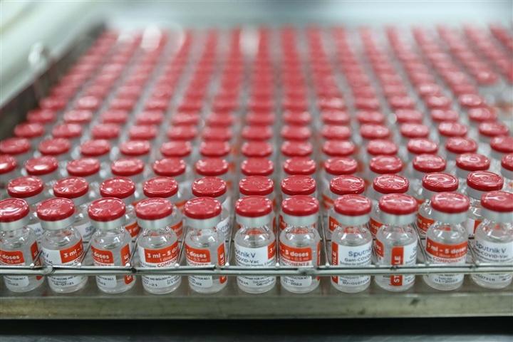 Cận cảnh quy trình gia công vaccine COVID-19 Sputnik V của Nga tại Việt Nam - Ảnh 10.