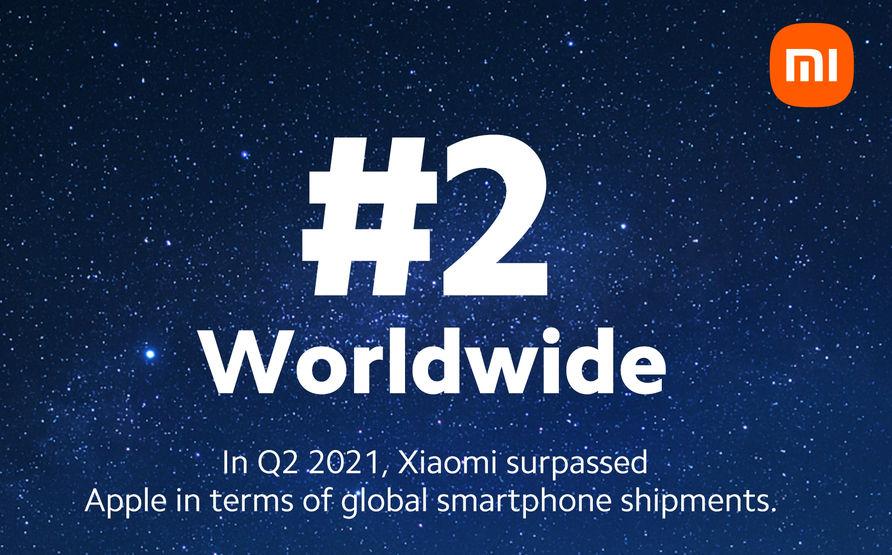 4 bí mật giúp Xiaomi đánh bại Apple về thị phần điện thoại thông minh - Ảnh 1.