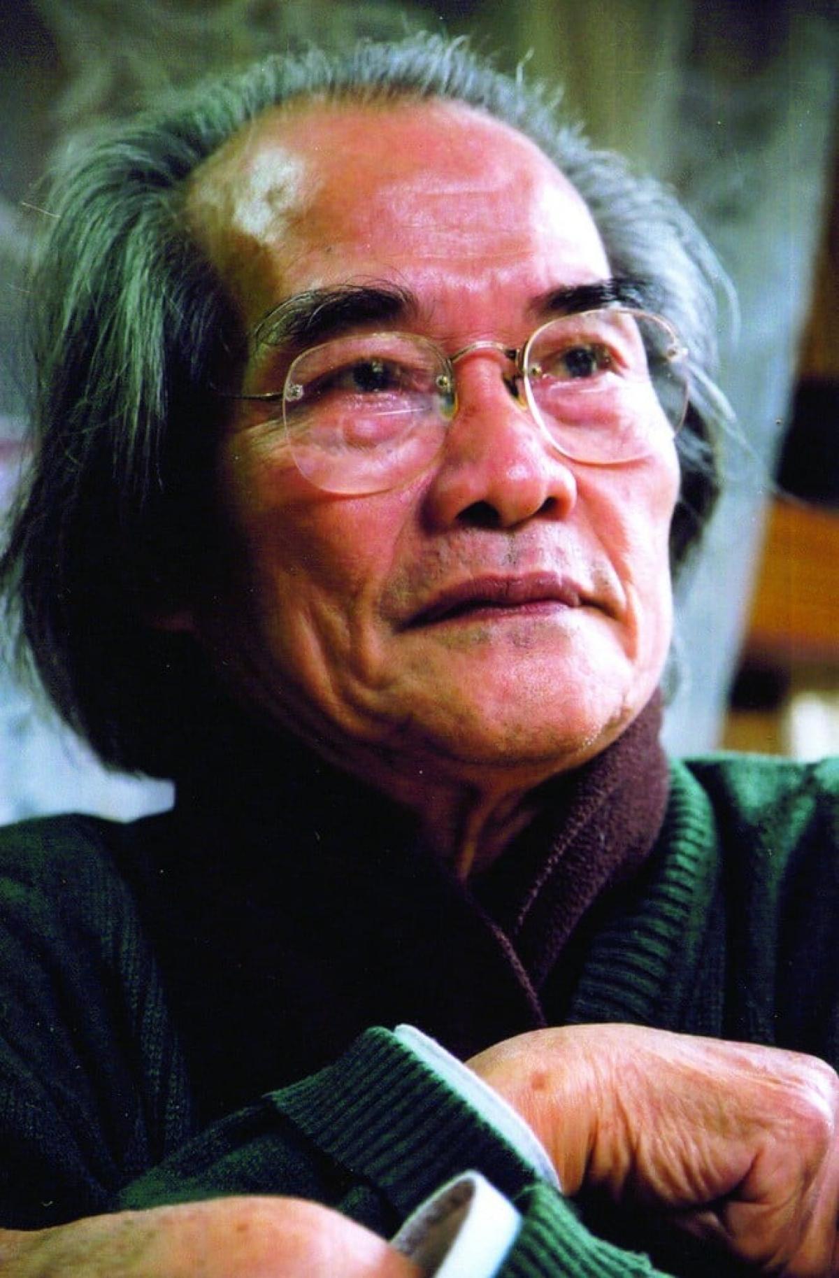 Nhà văn Sơn Tùng - tác giả tiểu thuyết 'Búp sen xanh' qua đời ở tuổi 93 - Ảnh 1.