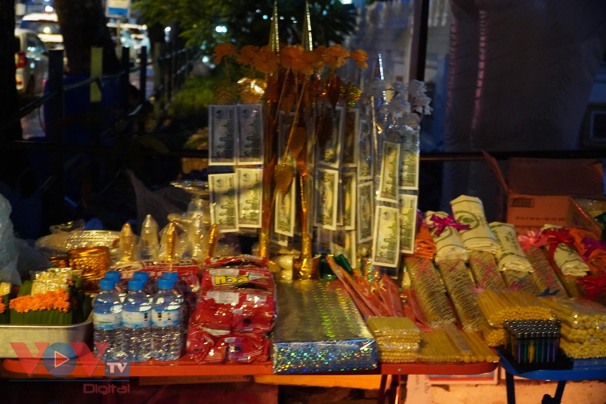 Độc đáo nghi lễ Xaybath - Lễ hội vào chay của người dân Lào - Ảnh 12.