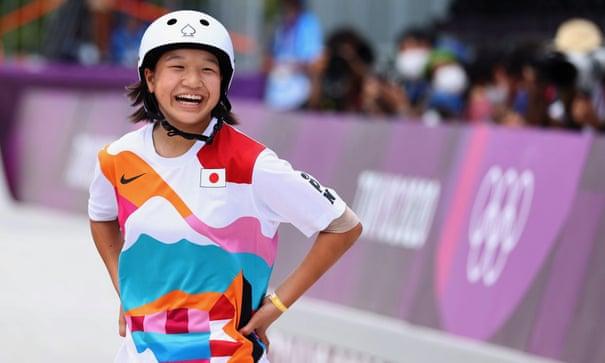 Olympic Tokyo 2020: Nhà vô địch bộ môn trượt ván trẻ tuổi nhất lịch sử - Ảnh 1.
