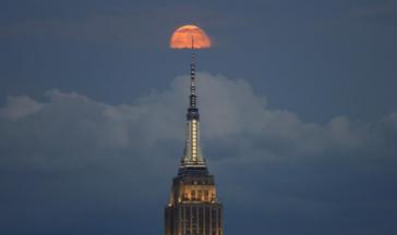 15 bức ảnh Trăng Hươu tháng 7 tuyệt đẹp trên khắp thế giới - Ảnh 3.