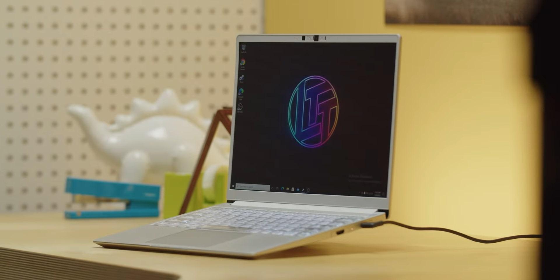 Chiếc laptop có thể thay thế linh kiện như máy bàn - Ảnh 9.