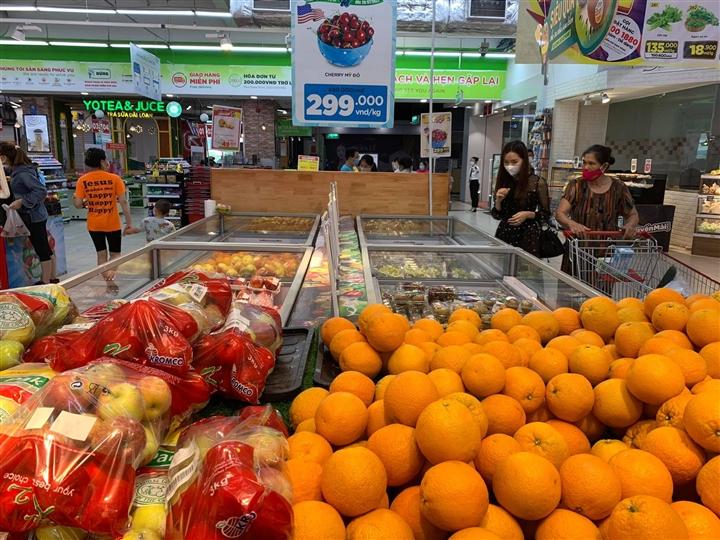 Hà Nội thêm 328 điểm cung ứng hàng hóa thiết yếu phục vụ người dân khi giãn cách - Ảnh 1.