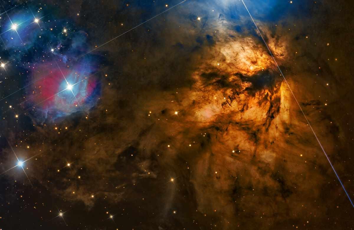Những hình ảnh ấn tượng khiến chúng ta trầm trồ về vẻ đẹp của vũ trụ - Ảnh 12.