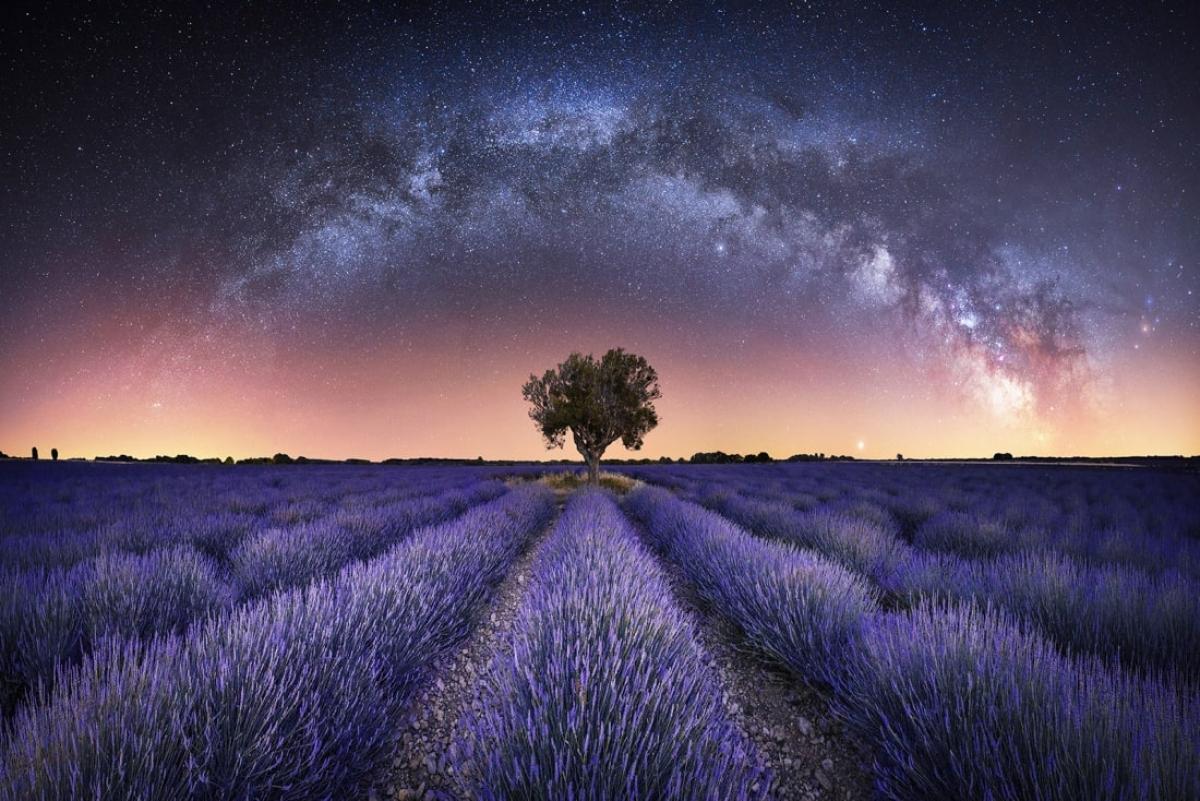 Những hình ảnh ấn tượng khiến chúng ta trầm trồ về vẻ đẹp của vũ trụ - Ảnh 1.