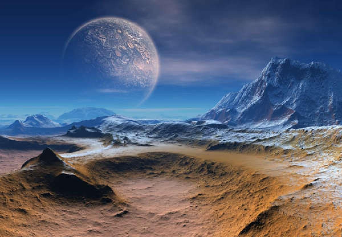 Những giả thuyết thú vị về khả năng tồn tại của người ngoài hành tinh - Ảnh 4.