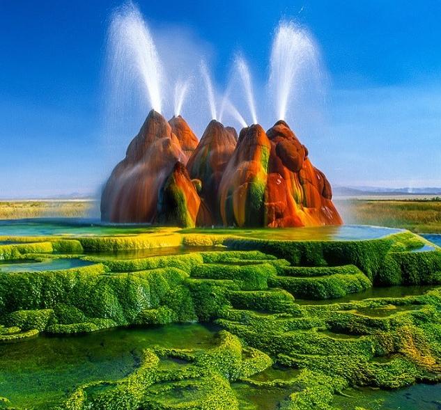 13 bức ảnh thiên nhiên tuyệt đẹp ngỡ như được chụp ở hành tinh khác - Ảnh 1.
