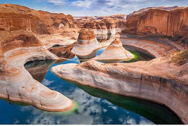 13 bức ảnh thiên nhiên tuyệt đẹp ngỡ như được chụp ở hành tinh khác - Ảnh 3.