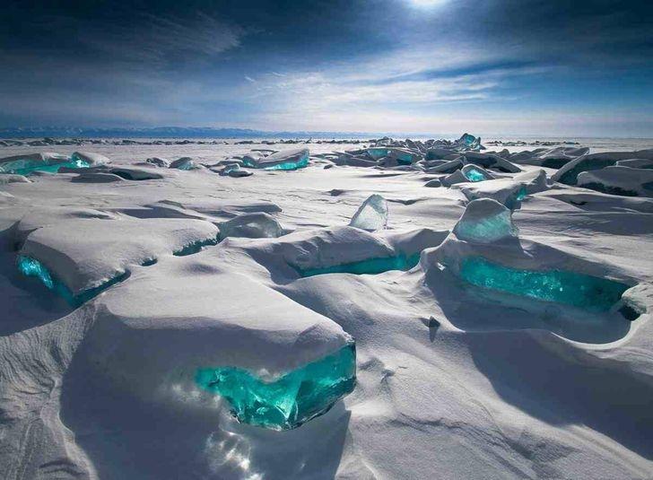 13 bức ảnh thiên nhiên tuyệt đẹp ngỡ như được chụp ở hành tinh khác - Ảnh 4.