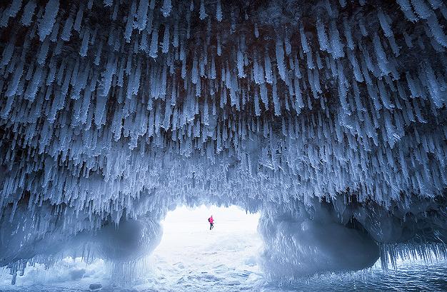 13 bức ảnh thiên nhiên tuyệt đẹp ngỡ như được chụp ở hành tinh khác - Ảnh 7.
