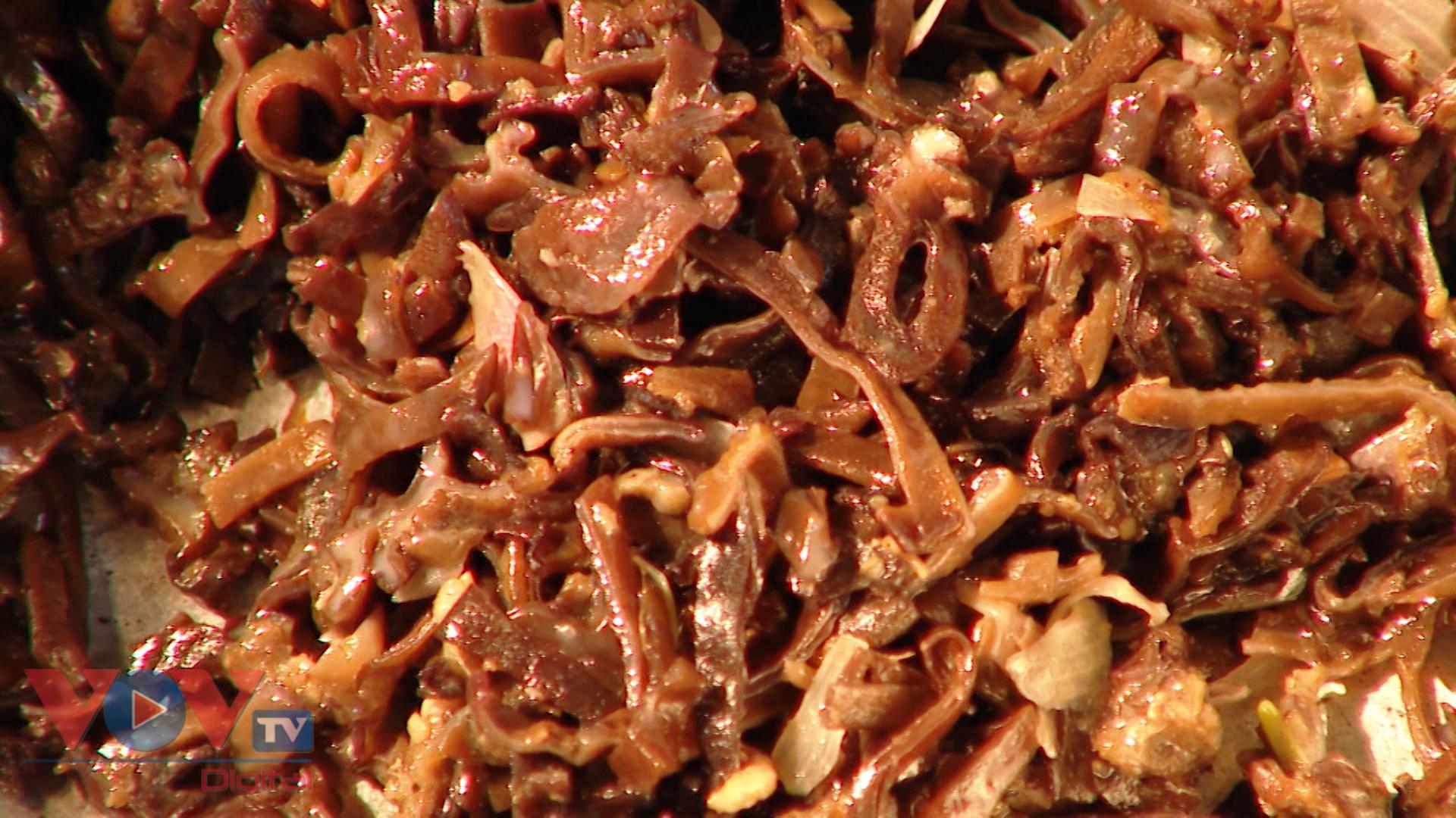 Bánh tẻ Phú Nghi - Thức quà dân dã từ thành cổ Sơn Tây - Ảnh 5.