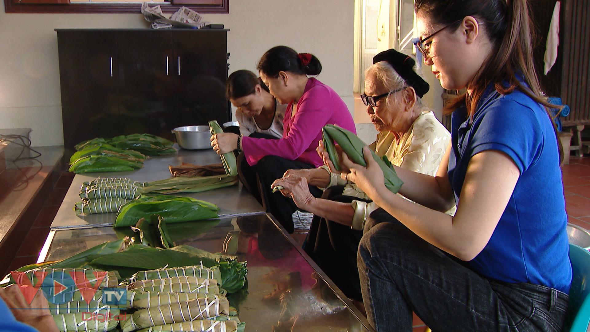 Bánh tẻ Phú Nghi - Thức quà dân dã từ thành cổ Sơn Tây - Ảnh 9.