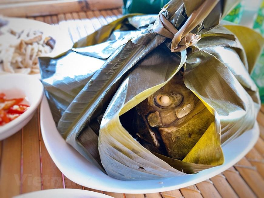 Độc đáo văn hóa ẩm thực dân dã ở xứ Mường Hòa Bình - Ảnh 7.