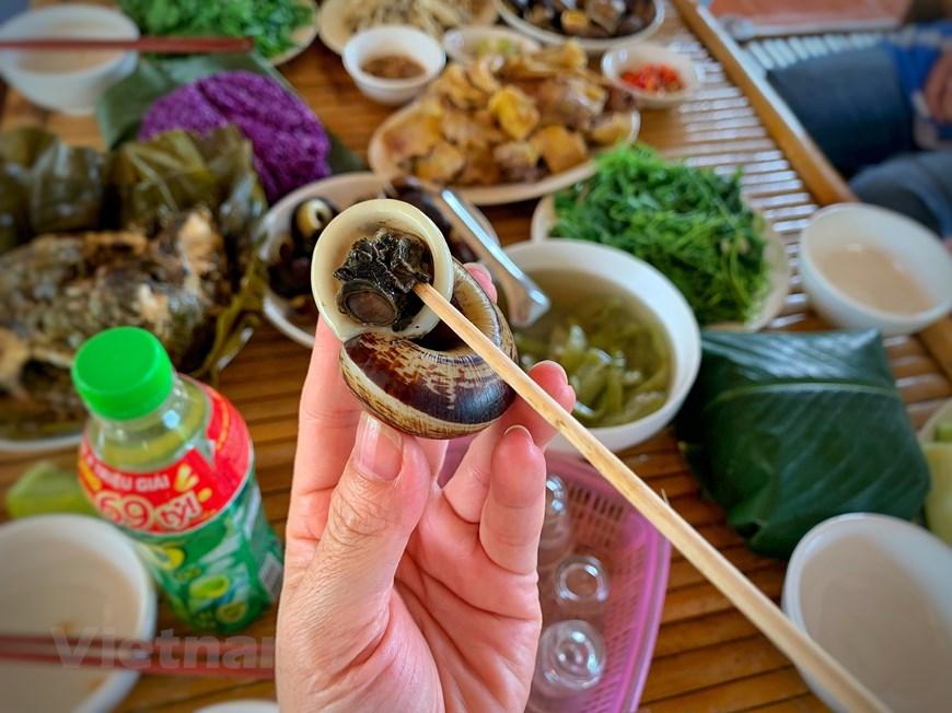 Độc đáo văn hóa ẩm thực dân dã ở xứ Mường Hòa Bình - Ảnh 3.