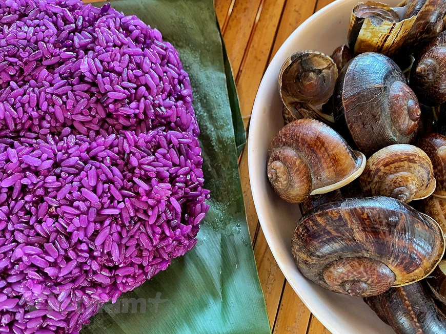 Độc đáo văn hóa ẩm thực dân dã ở xứ Mường Hòa Bình - Ảnh 5.