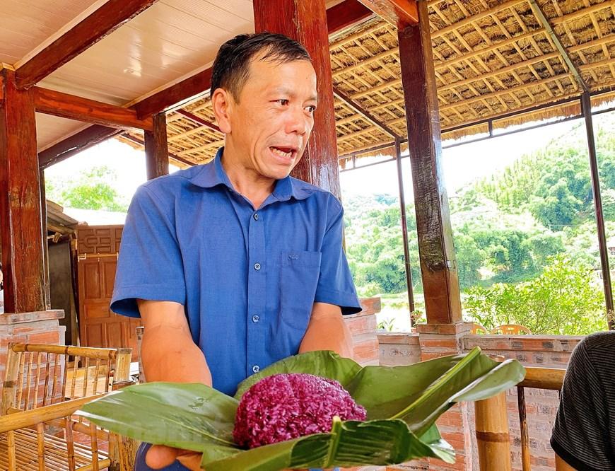 Độc đáo văn hóa ẩm thực dân dã ở xứ Mường Hòa Bình - Ảnh 6.