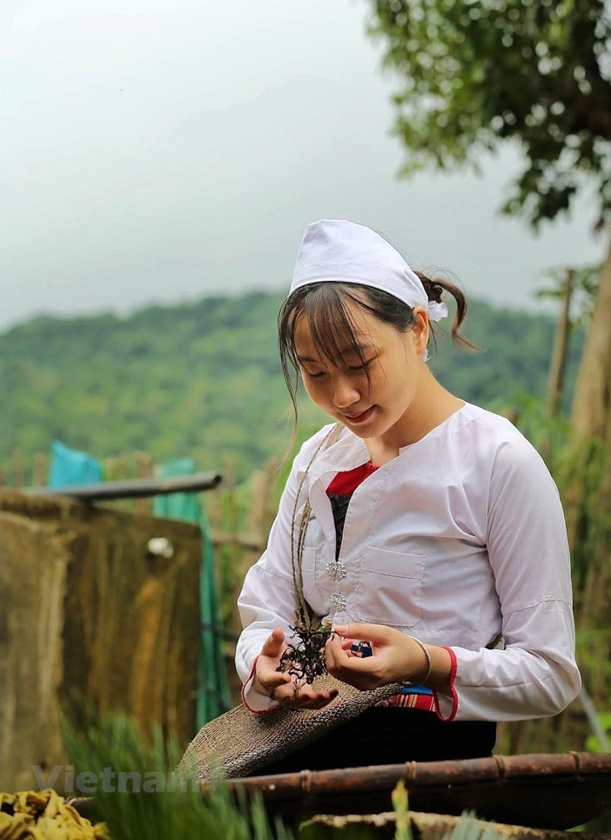 Độc đáo văn hóa ẩm thực dân dã ở xứ Mường Hòa Bình - Ảnh 8.